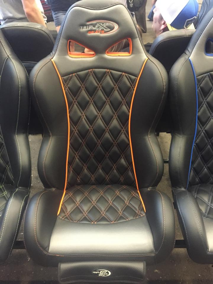 Peachy Triple X Seats Inzonedesignstudio Interior Chair Design Inzonedesignstudiocom